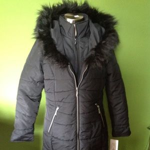 Puffer jacket new !